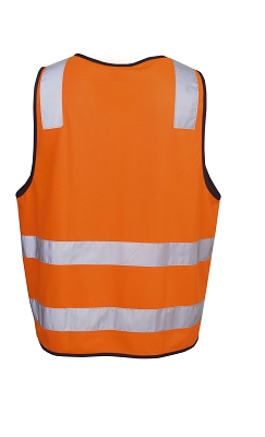 Hi-Vis Safety Vest(day/night H pattern)