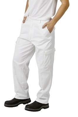 Painters Cotton Drill Cargo Pants