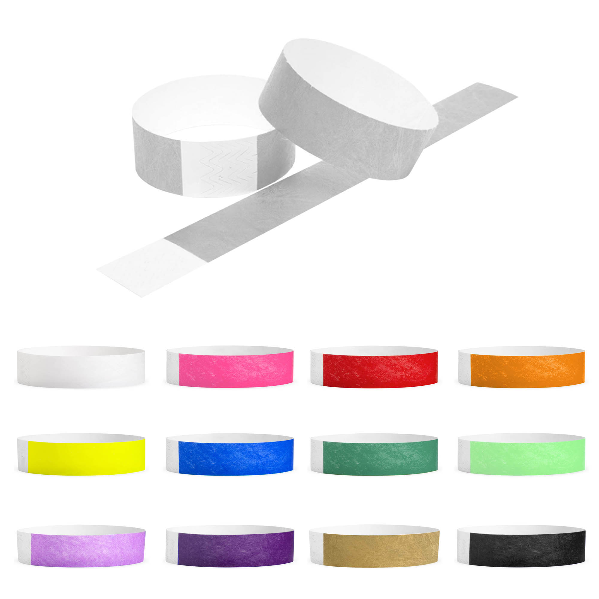 Tyvek Kids Wrist Band 19mm