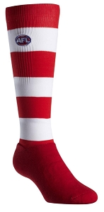 COMPRESSION Football Sock (WOVEN LOGO) - Includes custom woven logo