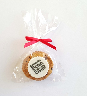 Pack of 2 Printed Anzac and Choc Chip Cookie - Full Colour