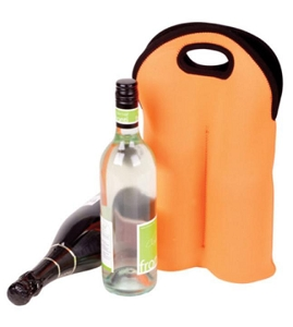 Neoprene Wine Holder for 2 Bottles - Includes 1 or 2 Colour Print 1 Location - FREE SET UP, From $4.99