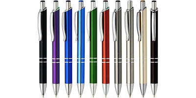 Image Pens (shiny) - Includes laser engravd logo, From $1 -