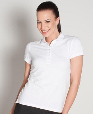 Colours of Cotton LADIES COTTON PIQUE POLO, From 14.87