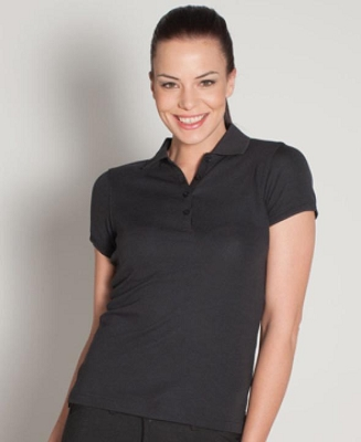 Colours of Cotton LADIES OTTOMAN POLO, From 14.87
