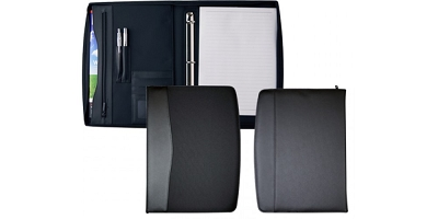 Classic A4 Compendiums - Includes a 1 colour printed logo, From $12.0
