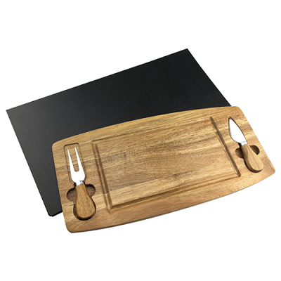 NOYYA CHEESEBOARD & KNIFE SET