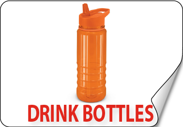 Promotional Personalised Drink Bottles