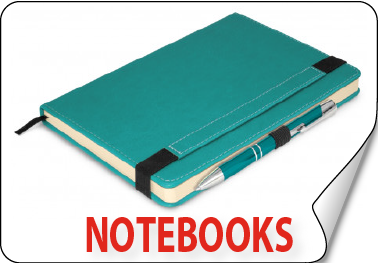 Promotional Personalised Notebooks