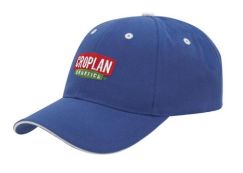 PET/Cotton Sandwich Cap
