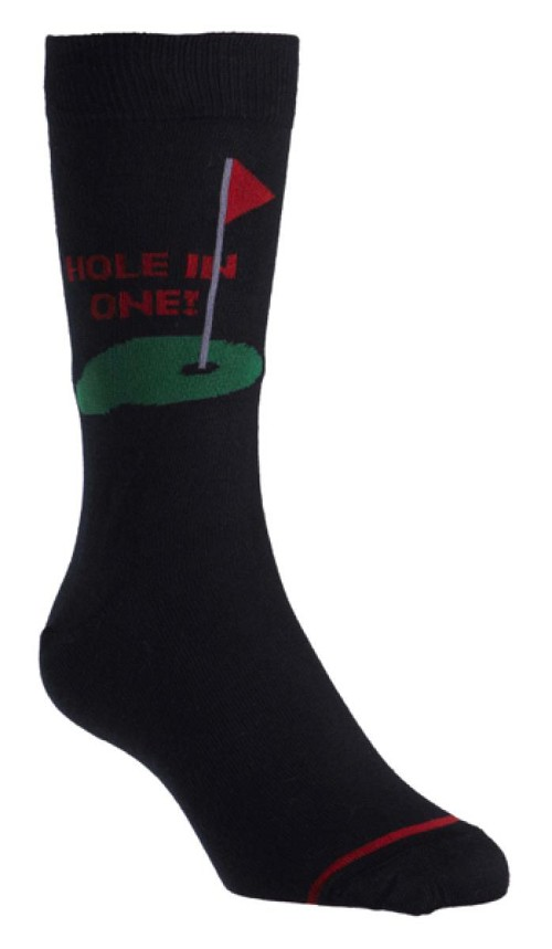 BUSINESS/ DRESS SOCK - Includes custom woven logo