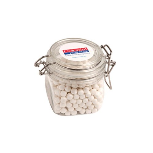 Mints in Canister 200G (Chewy Mints) - Includes Unbranded