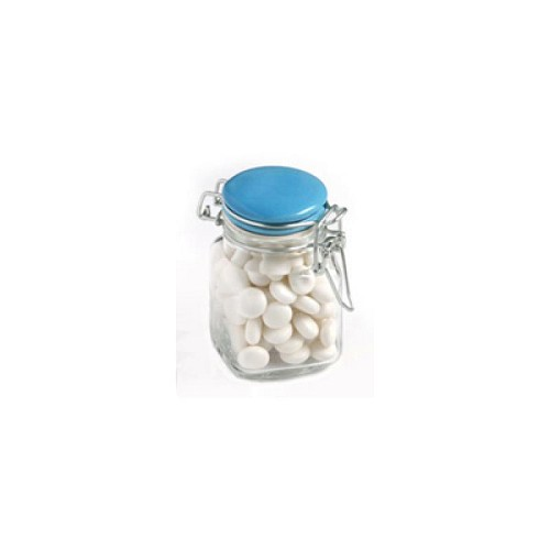 Mints in Glass Clip Lock Jar 80G