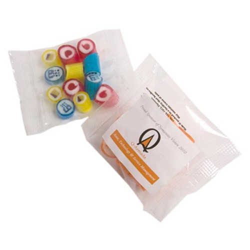 Rock Candy Bags 20G - Includes Unbranded, From $1.56