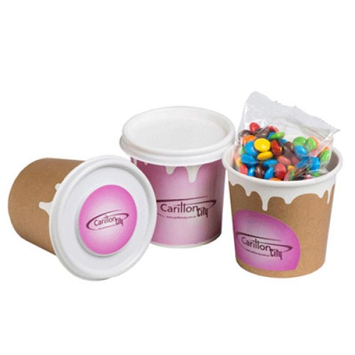 Coffee Cup Filled with M&Ms 50G