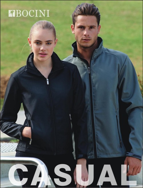 MEN'S SOFT SHELL JACKET, From 39.11