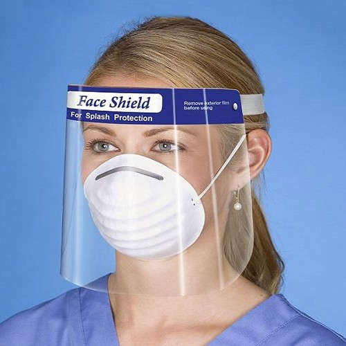 Face Shield for splash protection
