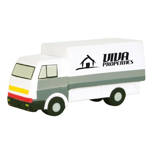 Truck Stress Reliever - Includes a 1 colour printed logo