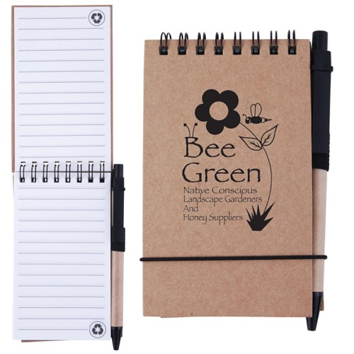 Pilot Stone Paper Notebook - Includes a 1 colour printed logo