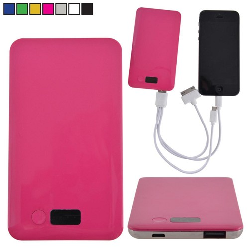 Active Power Bank - Includes a 1 colour printed logo