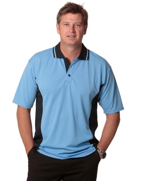 Men's TrueDry Contrast S/S Polo, From $13.8