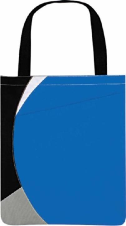 Polyester Conference Bag -  Includes a 1 colour printed logo