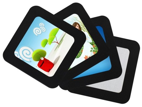 COASTER ( with full colour sublimation printed) -  Includes full colour logo, From $5.45