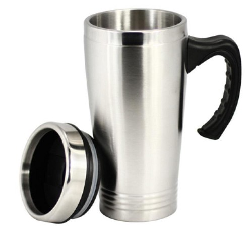 Travel Style Mug-BPA Free -  Includes laser engraving logo, From $4.64