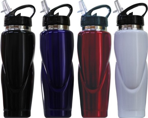 Sport Drink Bottle-BPA Free -  Includes laser engraving logo, From $5.06