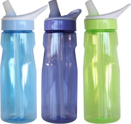 TRITAN DRINK BOTTLE -  Includes a 1 colour printed logo, From $4.87