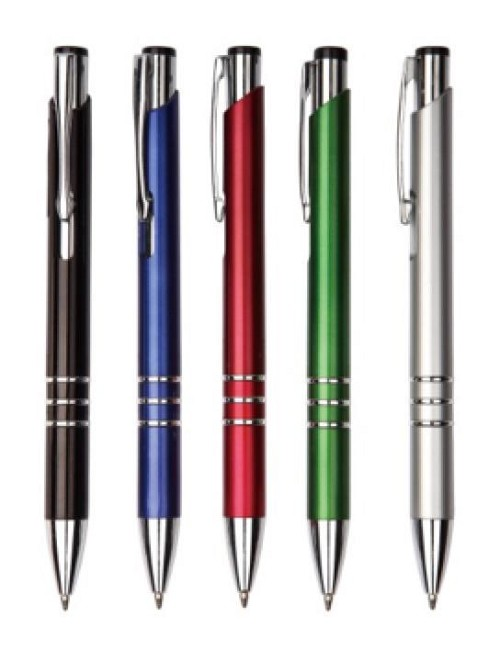 PLASTIC PEN -  Includes a 1 colour printed logo, From $0.41