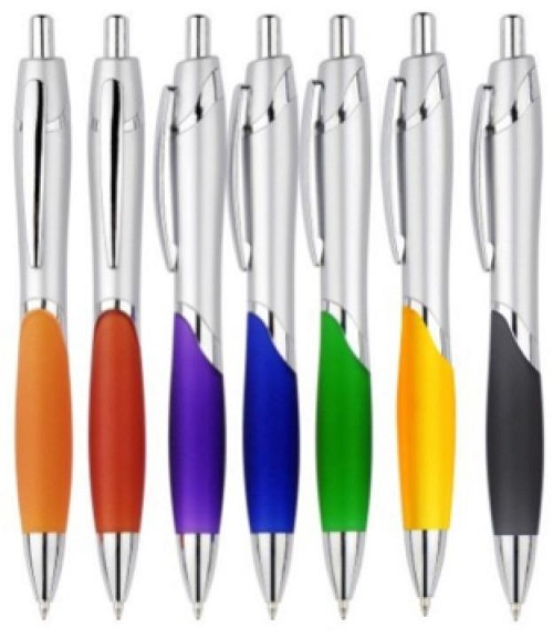 PLASTIC PEN -  Includes a 1 colour printed logo, From $0.35