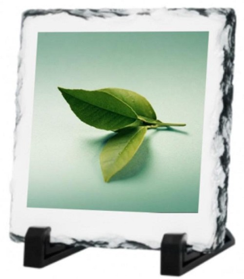 Photo slates come with stands -  Includes a 1 colour printed logo, From $6.36
