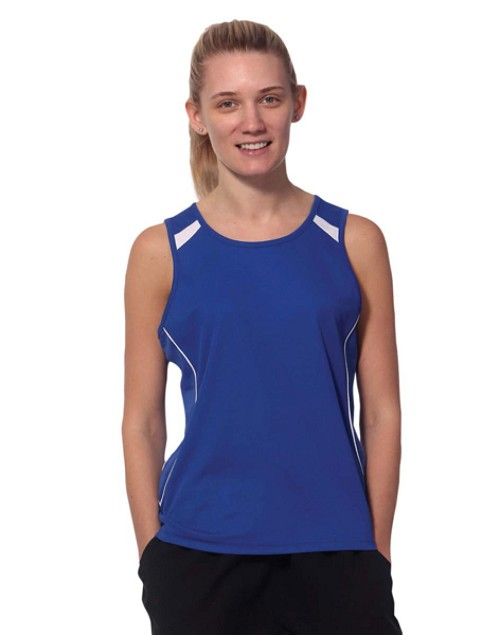 Ladies' Truedry Fashion Singlet