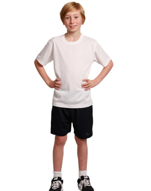 Kids cooldry sports shorts, From $10.5